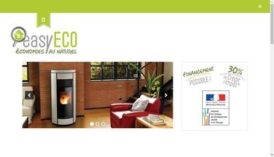 Site internet de Easy Eco