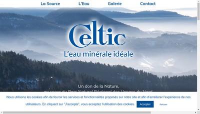 Site internet de La Source