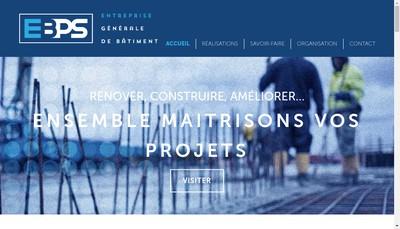 Site internet de EBPS