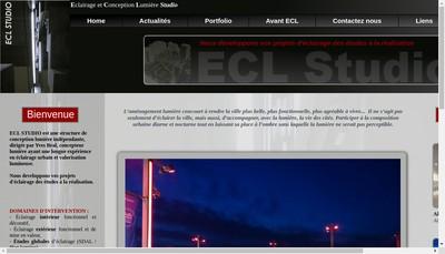 Site internet de Ecl Studio