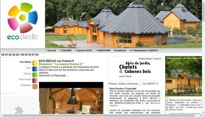 Site internet de Eco Declic Kota