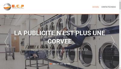 Site internet de Coprim Plan la Touche de Com'