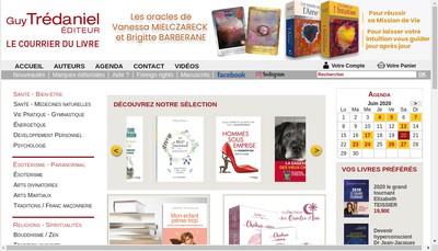 Site internet de Tredaniel Participations