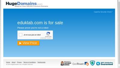 Site internet de Eduklab