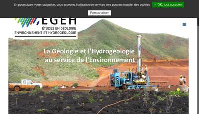 Site internet de Egeh