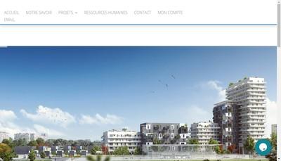 Site internet de Elec SBE