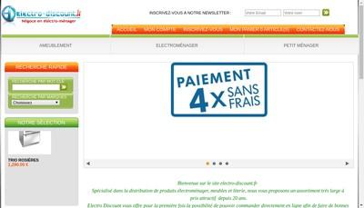 Site internet de A la Centrale des Affaires
