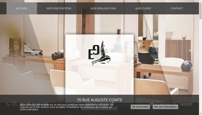 Site internet de Emilia G