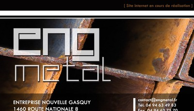 Site internet de Eng Metal