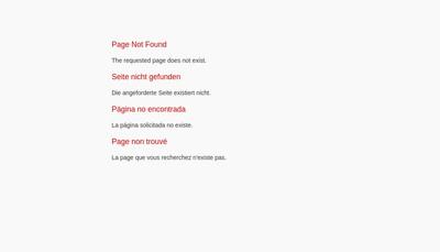 Site internet de Eponyme Vintage