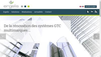 Site internet de Atalian Energy Solutions