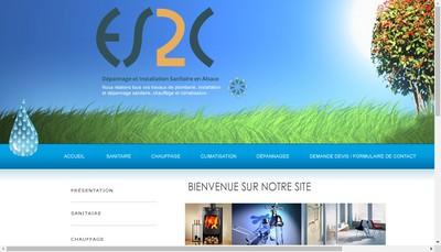 Site internet de ES 2 C