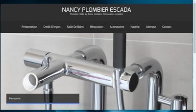 Site internet de Escada