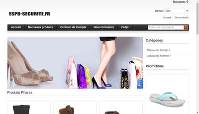 Site internet de ESPB