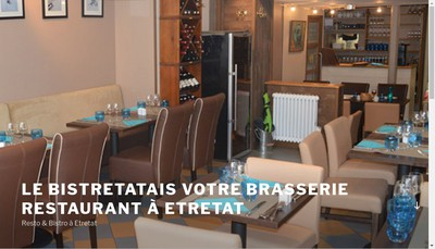 Site internet de Le Bistretatais
