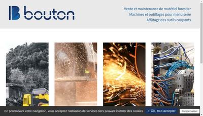 Site internet de Etablissements Bouton Affutage