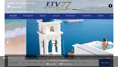 Site internet de Tours Age du Monde Danse'N Travel Danses