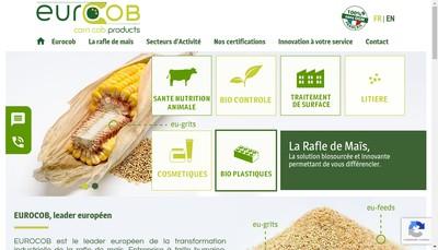 Site internet de Eurocob