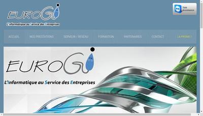 Site internet de Eurogi
