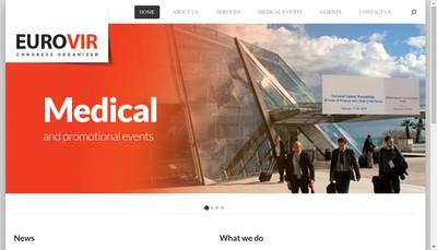 Site internet de Eurovir