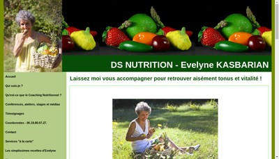 Site internet de Evelyne Kasbarian