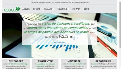 Site internet de Ewalia