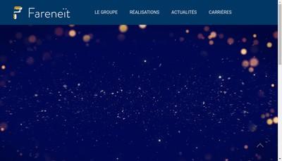 Site internet de LG Froid