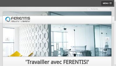 Site internet de Ferentis