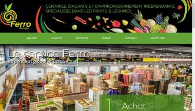 Site internet de Ferro SAS