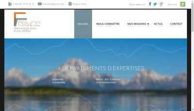 Site internet de Figur'In