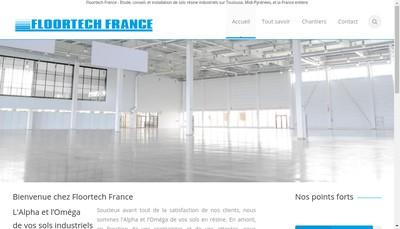 Site internet de Floortech France