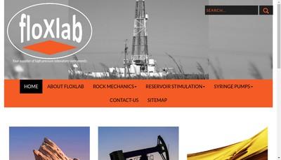 Site internet de Floxlab