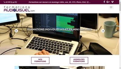 Site internet de Formationsurmesure Com
