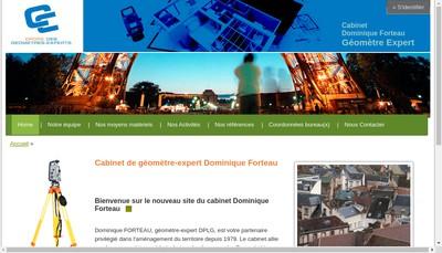 Site internet de Forteau-Faisant