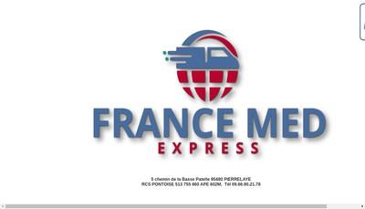 Site internet de France Med Express