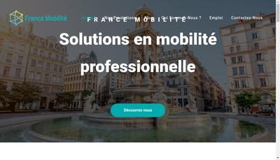 Site internet de France Mobilite