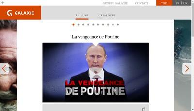 Site internet de Les Editions Musicales du Faubourg