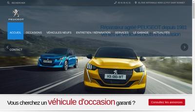 Site internet de Garage Godard
