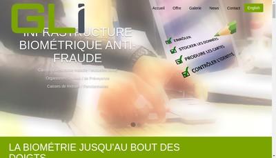 Site internet de Gilles Leroux Industries