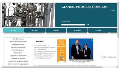 Site internet de Gpc