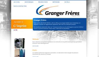 Site internet de Granger Freres