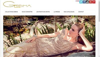 Site internet de Gribha International