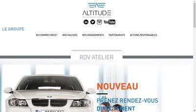 Site internet de Gauduel Automobiles
