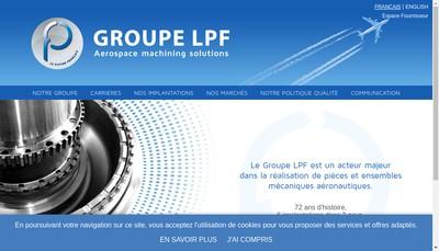 Site internet de Sodapem