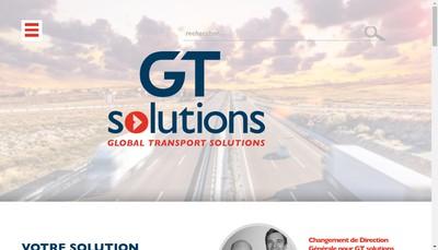 Site internet de Gt et Gt Optimisation