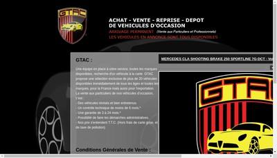 Site internet de Gtac