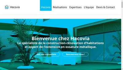 Site internet de Hacovia