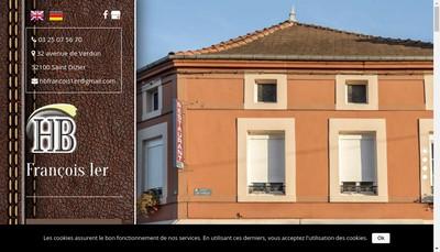 Site internet de Le Francois 1Er