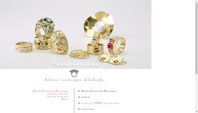 Site internet de Helene Courtaigne Delalande