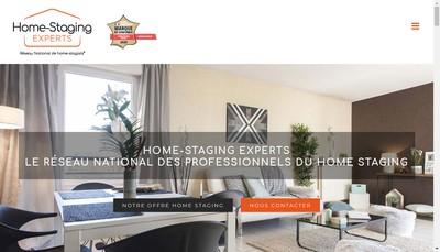 Site internet de Home Staging Nord